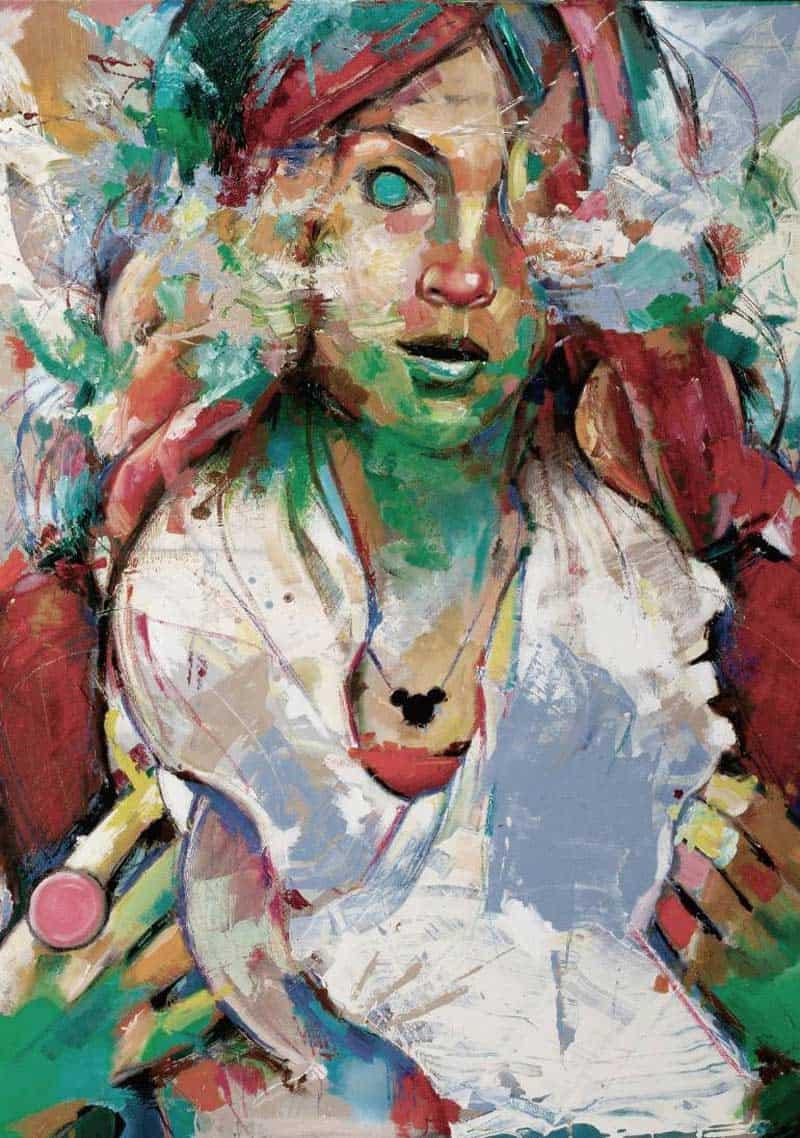 Artist Spotlight - Mihail Korubin-Miho - Expressive Style 03