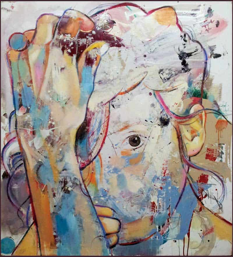 Artist Spotlight - Mihail Korubin-Miho - Expressive Style 04