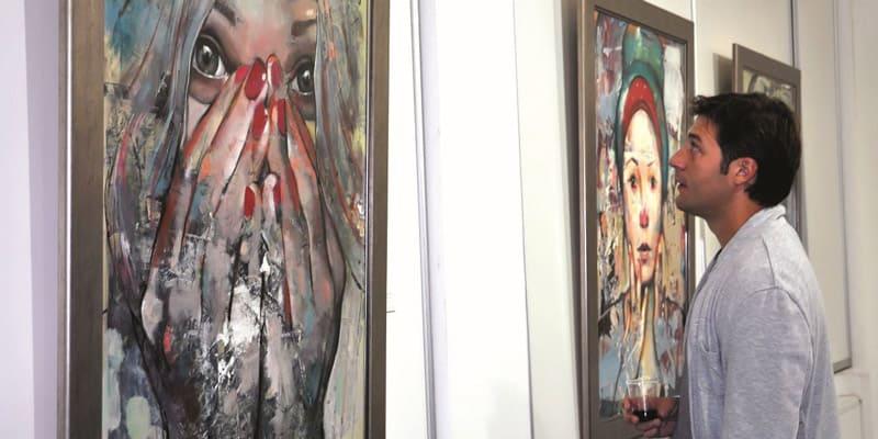 Artist Spotlight - Mihail Korubin-Miho - Expressive Style 06