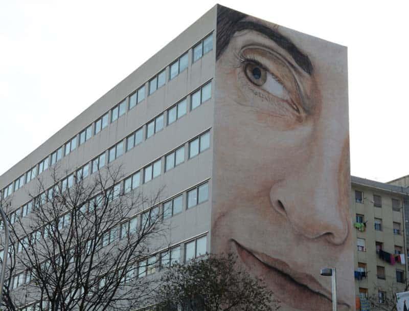 Best New Street Art 2016 - jorge rodriguez gerarda - barcelona