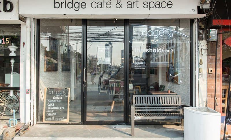 Bridge Art Space – Integrated Cafe - Art & Event Space 01