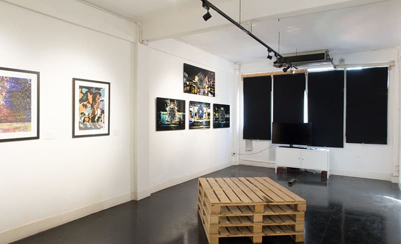 Bridge Art Space – Integrated Cafe - Art & Event Space 05
