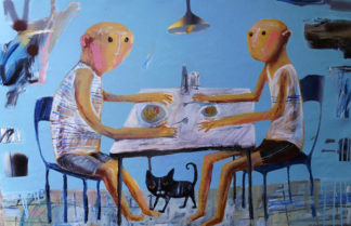 Kitti - Supper - 120 x 80 - 7-5