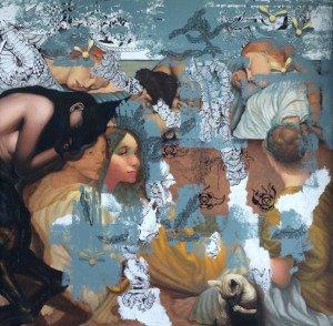 M.CH.R. – Untitled 23 – 150 x 150 – 30