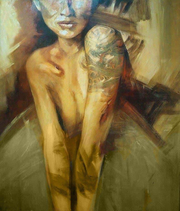 Monton - Naked 12- 145 x 175 - 20