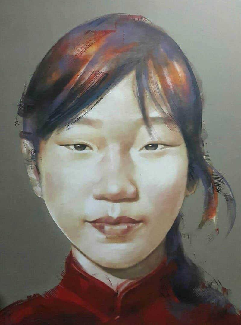Po - Portrait 11 - 130 x 170 - 50