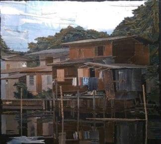 Pongsakul - Untitled 11 - 110 x 100 - 35