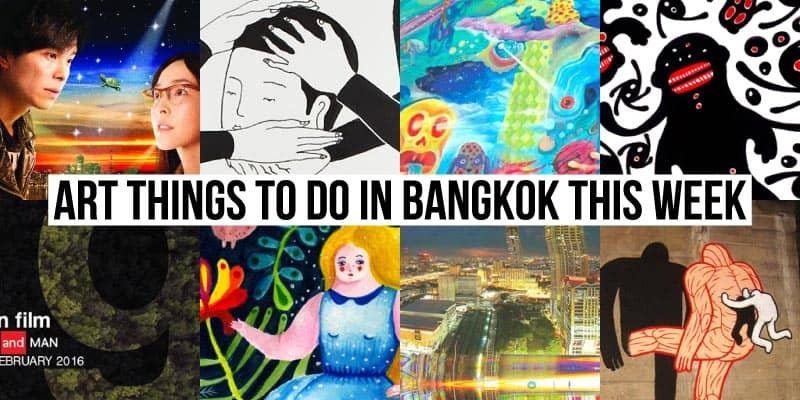 Things To Do in Bangkok This Week - Art 30 - Onarto