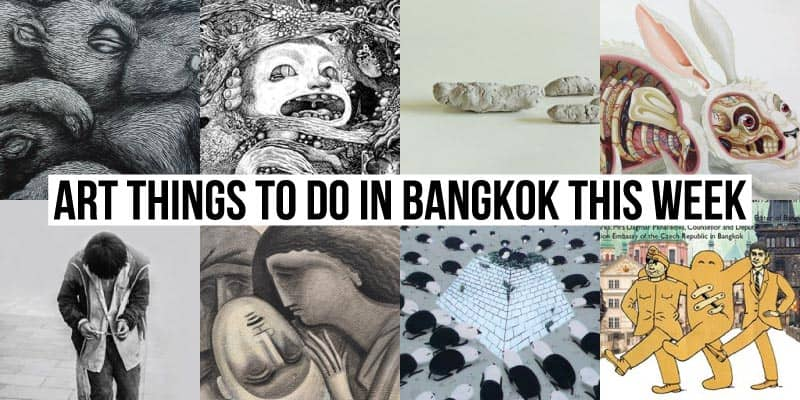 Things To Do in Bangkok This Week - Art 31 - Onarto