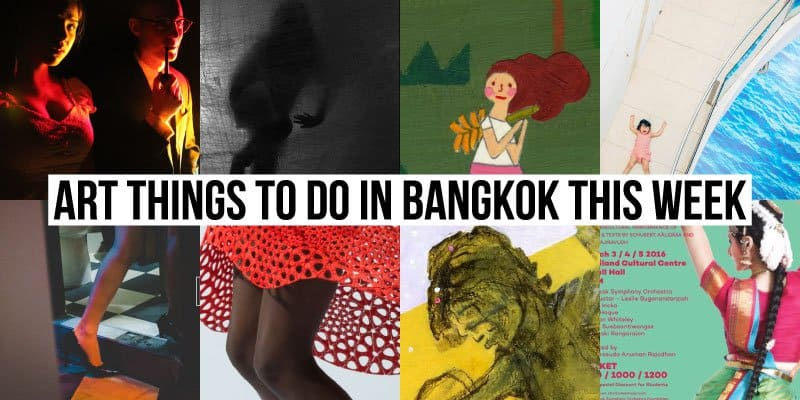 Things To Do in Bangkok This Week - Art 33 - Onarto
