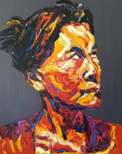 Akara - Color of the Soul 18 - 130 x 160 - 120