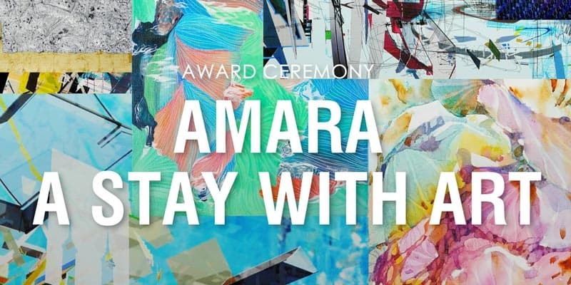 Amara Bangkok - Award Ceremony - Amara A Stay With Art