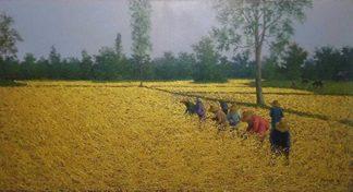 Anurak - Issan Farmers 06 - 140 x 80 - 44