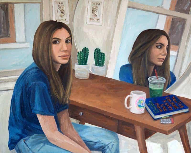 Artist Spotlight - Andrea Nakhla 11
