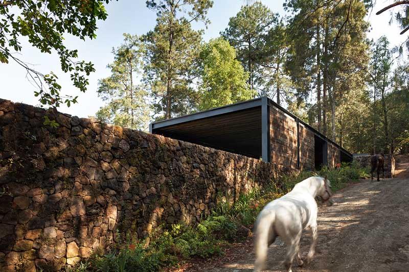 Casa El Mirador - Manuel Cervantes Cespedes - CC Arquitectos 07