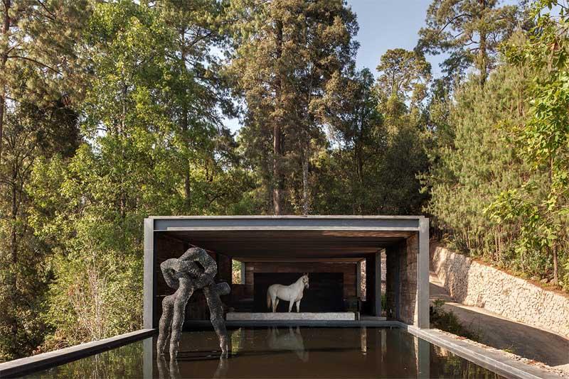 Casa El Mirador - Manuel Cervantes Cespedes - CC Arquitectos 16