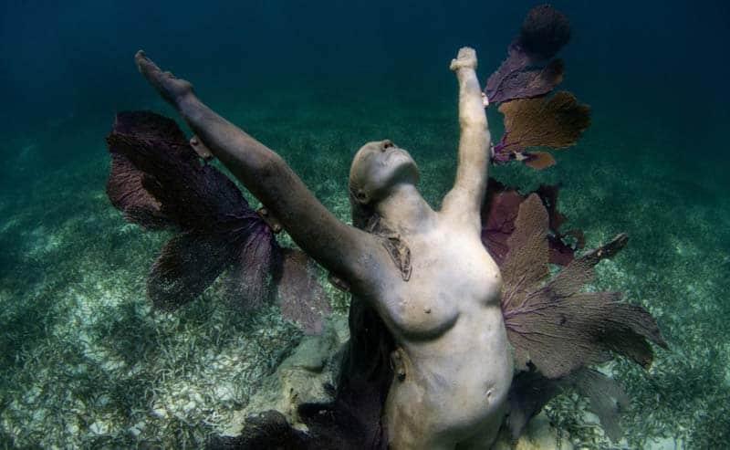 Jason de Caires - Underwater Sculptor 05