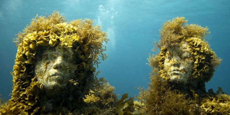 Jason de Caires - Underwater Sculptor 06 - feat