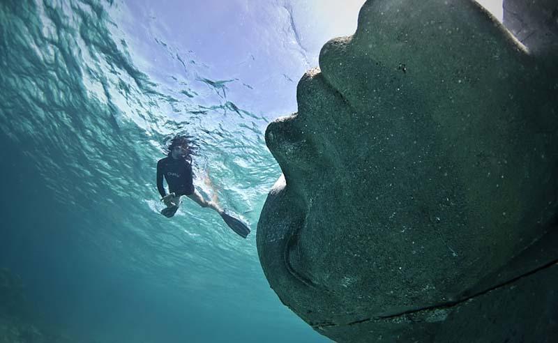 Jason de Caires - Underwater Sculptor 07