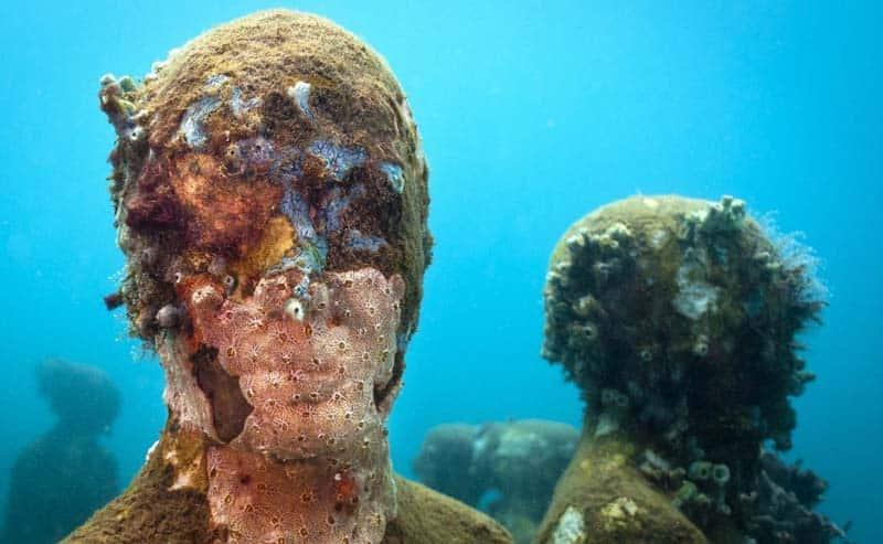 Jason de Caires - Underwater Sculptor 09