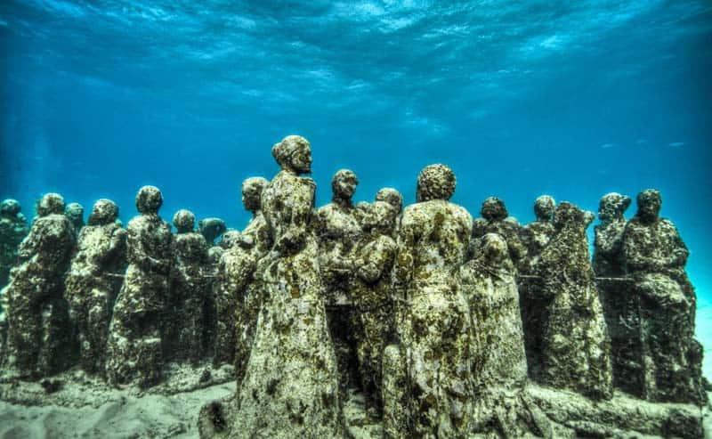 Jason de Caires - Underwater Sculptor 11