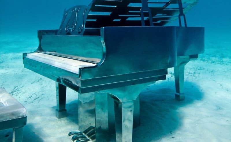 Jason de Caires - Underwater Sculptor 12