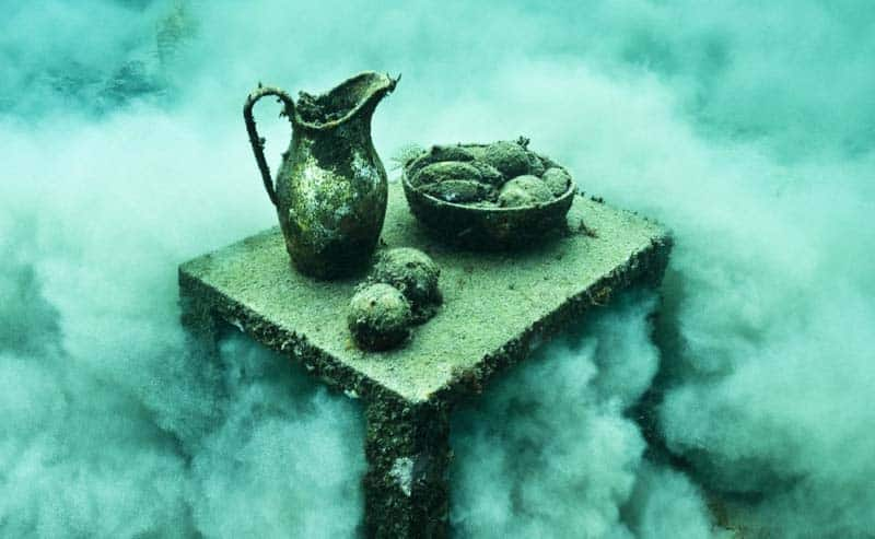 Jason de Caires - Underwater Sculptor 16