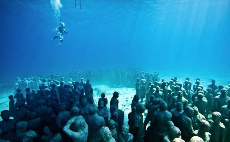 Jason de Caires - Underwater Sculptor 17