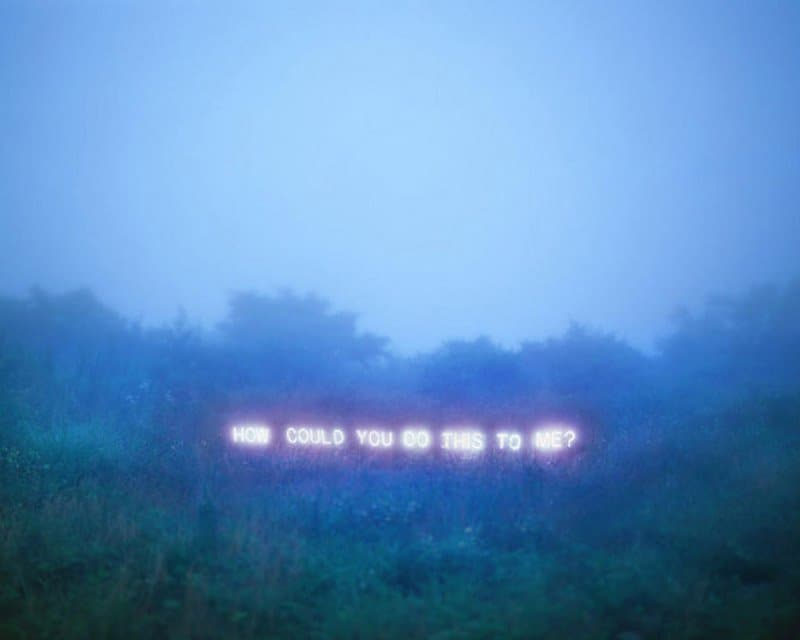 Jung Lee - Neon Installations - Photographs 14