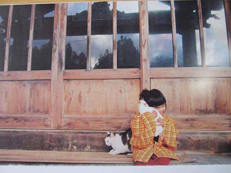 Kawashima Kotori - The Art of Candid Photography - Mirai Chan 03