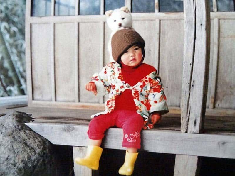 Kawashima Kotori - The Art of Candid Photography - Mirai Chan 04