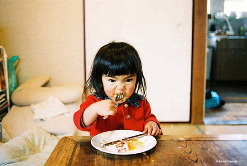 Kawashima Kotori - The Art of Candid Photography - Mirai Chan 07