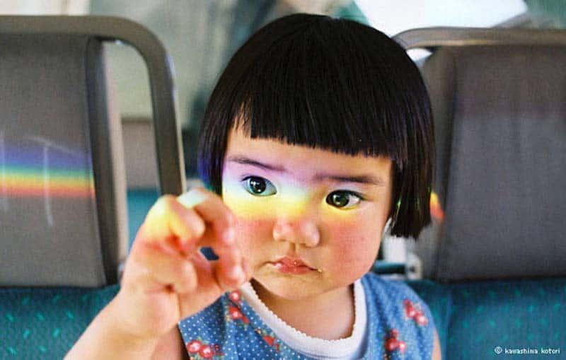 Kawashima Kotori - The Art of Candid Photography - Mirai Chan 09