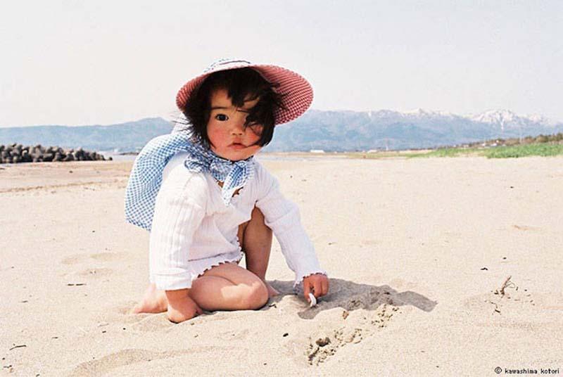 Kawashima Kotori - The Art of Candid Photography - Mirai Chan 14