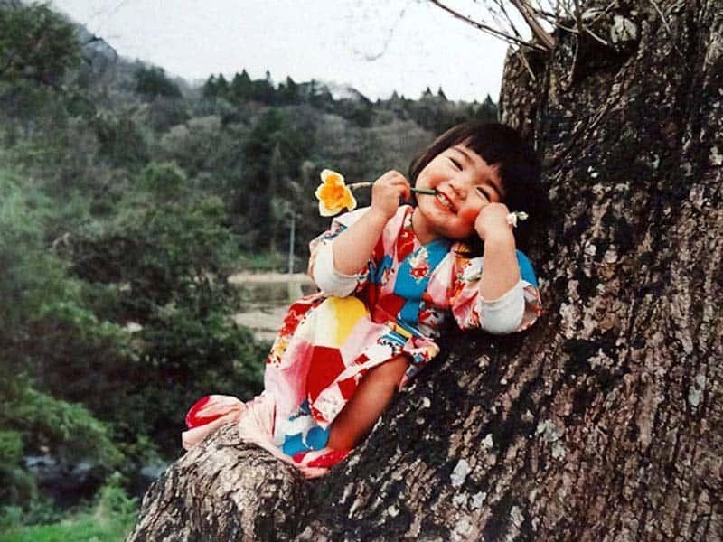 Kawashima Kotori - The Art of Candid Photography - Mirai Chan 17