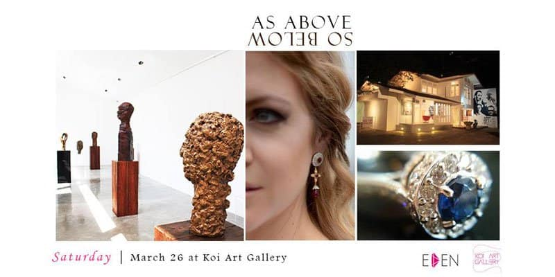 Koi Art Gallery - As Above So Below
