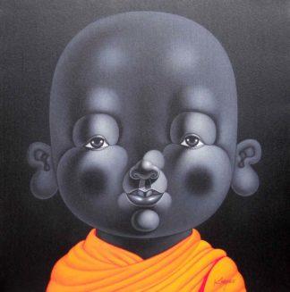 Lek - Monk 11 - 120 x 120 - 34