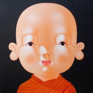 Lek – Monk 12 – 120 x 120 – 34