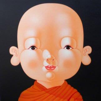 Lek - Monk 12 - 120 x 120 - 34