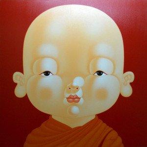 Lek – Monk 14 – 120 x 120 – 34