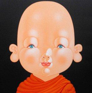 Lek – Monk 15 – 120 x 120 – 34