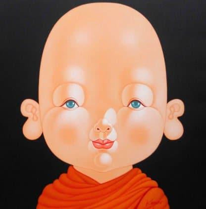 Lek - Monk 15 - 120 x 120 - 34