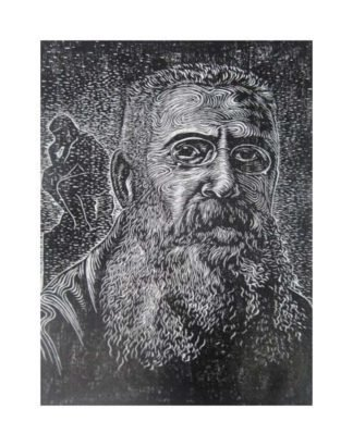 Monthian - August Rodin - 30 x 40 - 3