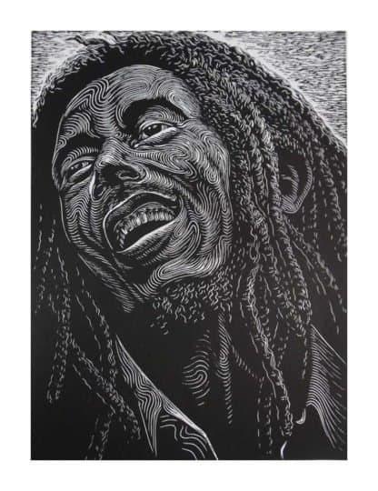 Monthian - Bob Marley - 30 x 40 - 3
