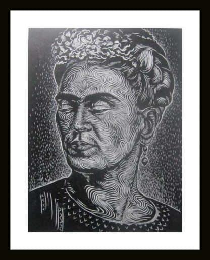 Monthian - Frida Kahlo - 30 x 40 - 3