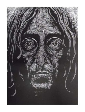 Monthian - John Lennon - 30 x 40 - 3