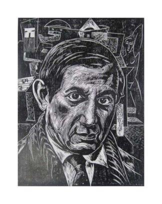 Monthian - Pablo Picasso 03 - 30 x 40 - 3