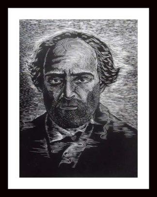 Monthian - Paul Cézanne - 30 x 40 - 3