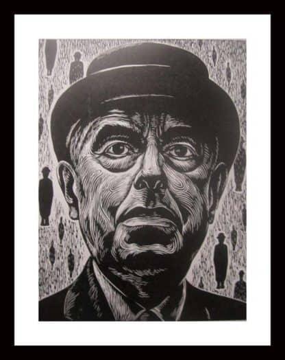 Monthian - René Magritte - 30 x 40 - 3