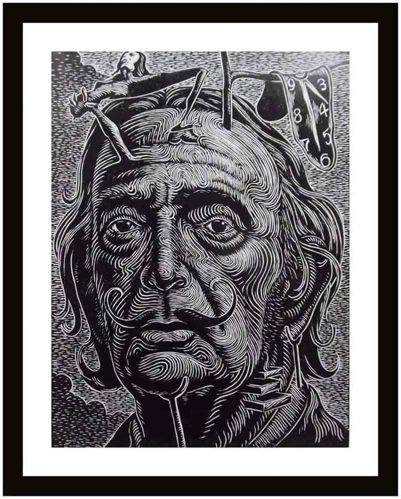 Monthian - Salvador Dali 03 - 30 x 40 - 3
